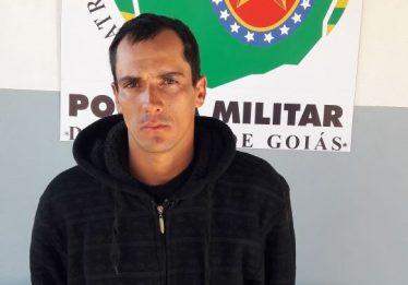 PM prende suspeito de matar e decapitar morador de Leopoldo de Bulhões