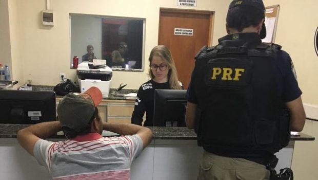 PRF flagra condutor com teor alcoólico recorde em Catalão