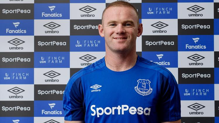 Rooney deixa o Manchester United e acerta seu retorno ao Everton