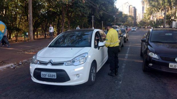 Prefeitura inicia campanha educativa sobre fiscalização de trânsito por meio de câmeras