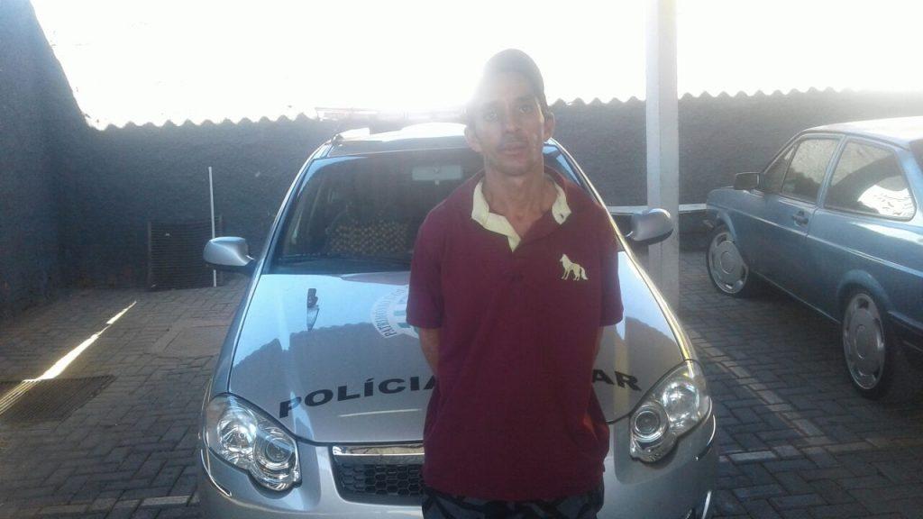 Homem é preso em Goiânia após agredir a companheira com golpes de faca