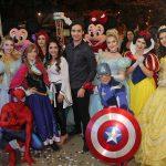 A empresária Marcella Mattos inaugurou a Forma Festa Kids – Eventos. A festa contou com a presença da Ilumini Personagens Vivos, do empresário Layon Berigo.