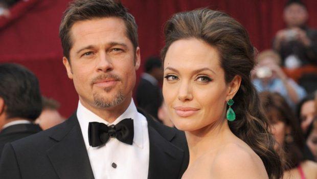 Angelina Jolie pode perder guarda dos filhos se limitar contato deles com o pai