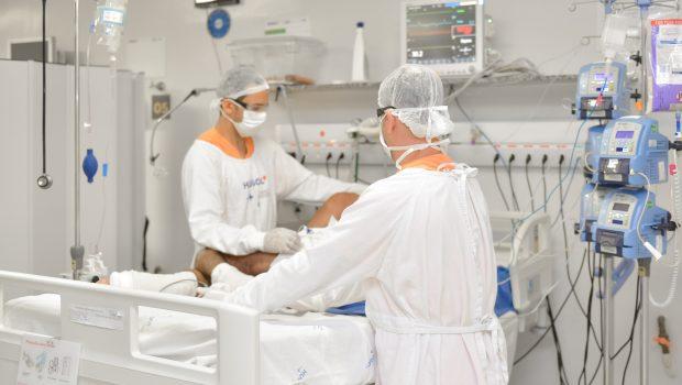 Ministério da Saúde habilita o Hugol como Centro de Referência em Assistência a Queimados