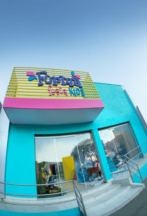 """""""Forma Festa Kids – Eventos"""" inaugura hoje (19), no Setor Bueno."""