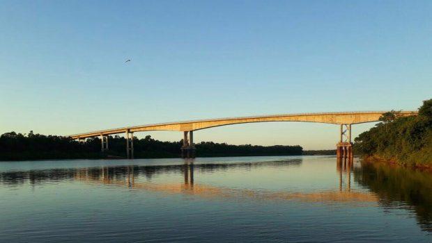 Ponte do Cocalinho sobre o Rio Araguaia será inaugurada neste sábado