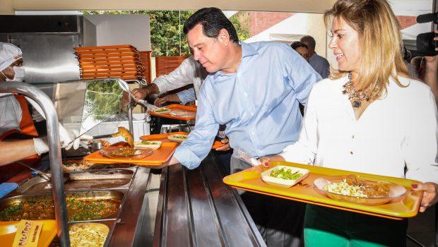 Governo do Distrito Federal lança programa inspirado no Restaurante Cidadão criado por Marconi