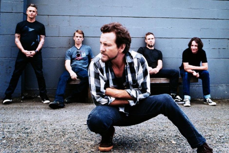 Pearl Jam pode voltar ao Brasil em 2018, segundo jornal