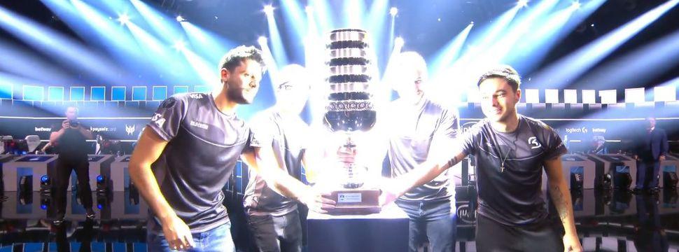 Brasileiros da SK Gaming venceram o ESL One: Cologne