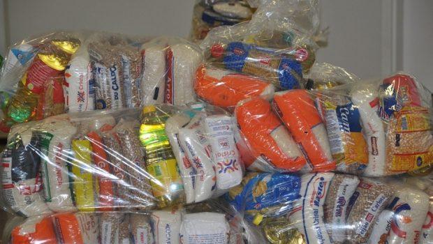 Detran-GO doa alimentos a vítimas de acidentes de trânsito, nesta quarta (5)
