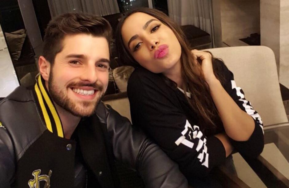 No Instagram, Alok e Anitta indicam que trabalharão juntos
