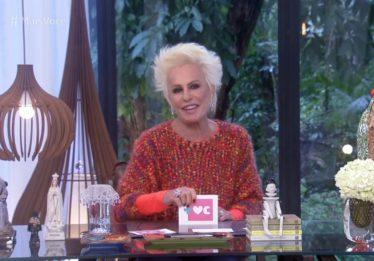 Ana Maria Braga se afasta do 'Mais Você' para tratar câncer, diz colunista