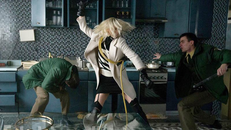 Atômica, com Charlize Theron, ganha novo trailer