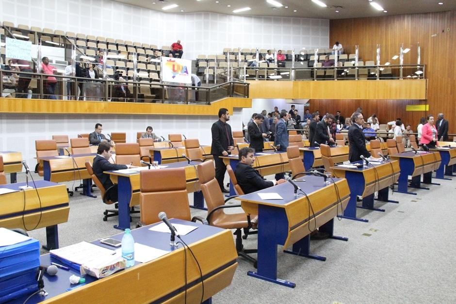 Vereadores de Goiânia aprovam orçamento da prefeitura para 2018