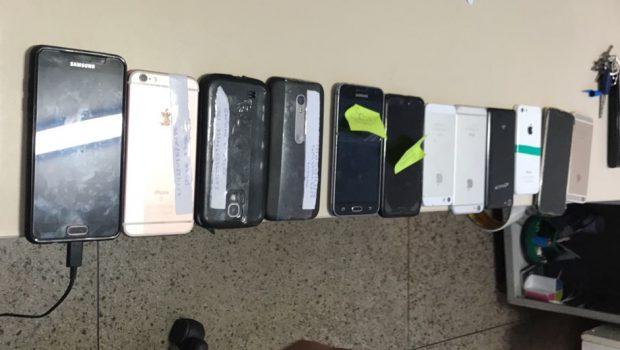 Homem é preso com celulares furtados no Villa Mix Festival