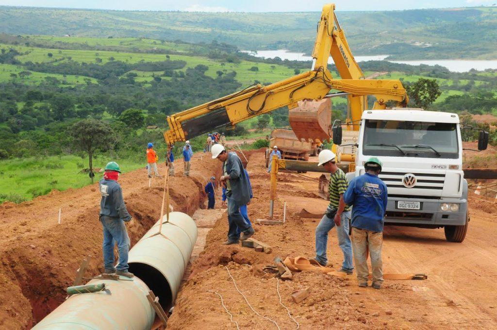 Obras do Sistema Corumbá serão retomadas neste mês