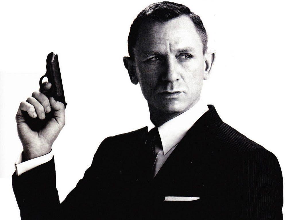Daniel Craig é confirmado no próximo filme de James Bond
