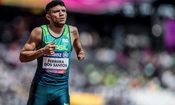 Atletas brasileiros disputam hoje medalhas no Mundial de Atletismo Paralímpico