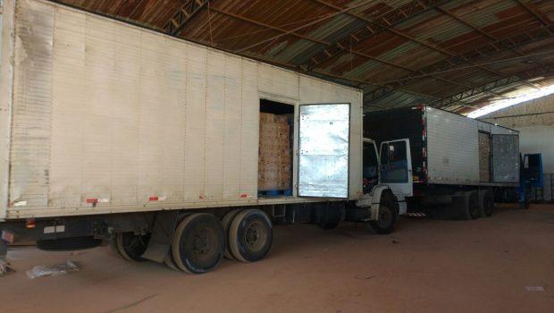 Operação conjunta das polícias de Goiás e DF desarticula organização de roubos de cargas