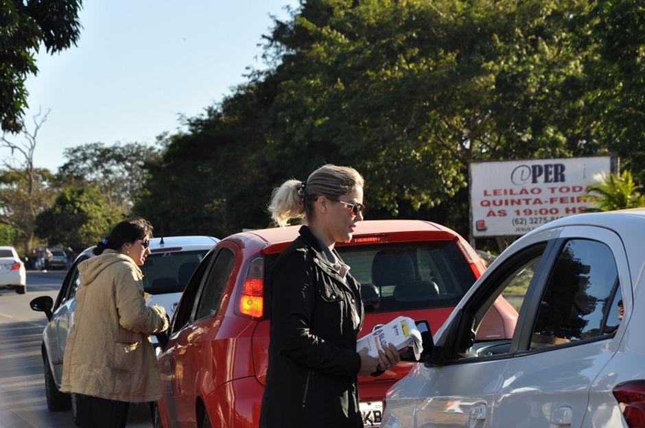 Detran-GO intensifica ações educativas para férias com segurança nas estradas