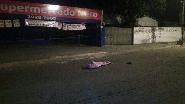 Idoso morre após ser atropelado, no Setor Pedro Ludovico