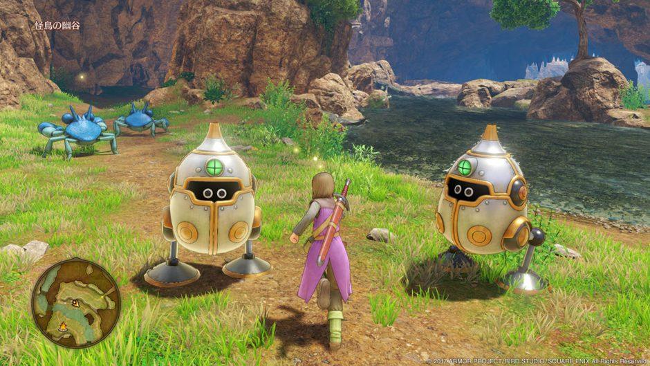 Dragon Quest XI será lançado no ocidente