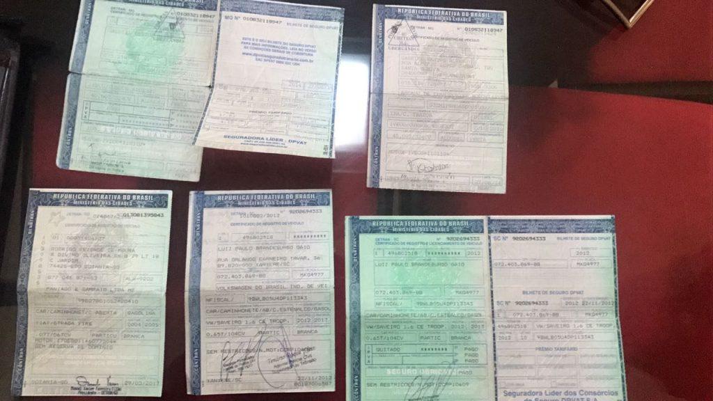 Polícia Civil desmantela quadrilha especializada em roubos de veículos, em Goiânia
