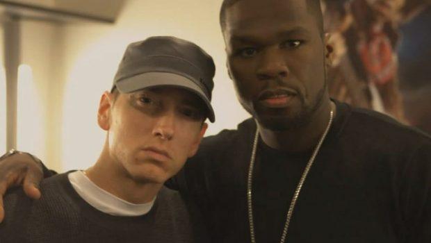 Eminem homenageia 50 Cent fazendo cover de 'Places To Go'