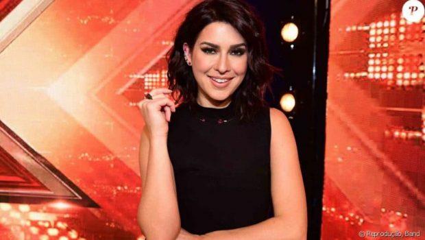 Fernanda Paes Leme se despede do 'X Factor'. Foi uma 'experiência única', diz