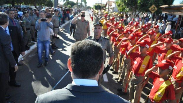 Palmeiras de Goiás recebe ações de prevenção às drogas