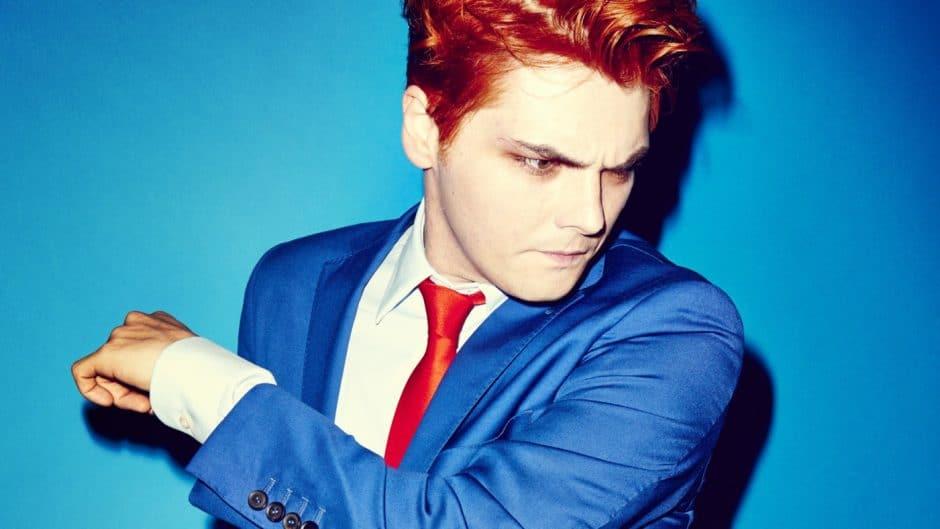 HQ de Gerard Way, ex-My Chemical Romance, será transformada em série da Netflix