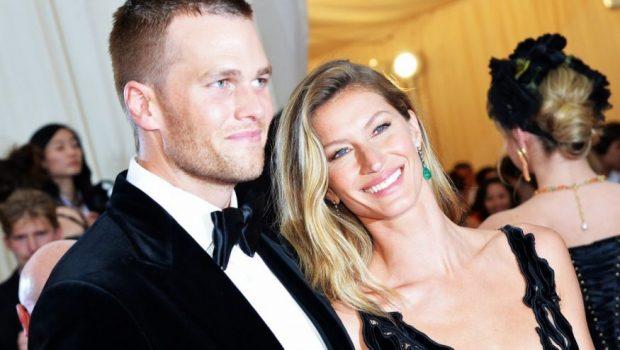 Gisele Bündchen ganha homenagem de aniversário do marido