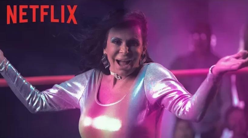 Rita Cadillac e Gretchen são rivais em vídeo promocional da Netflix