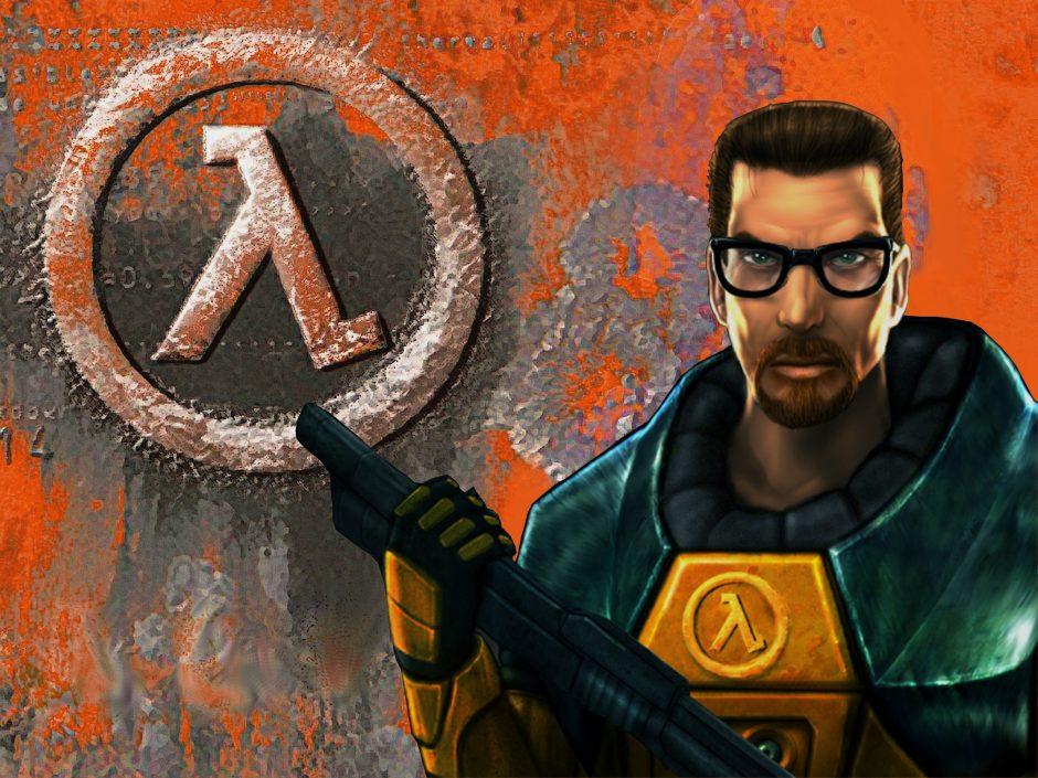 Half-Life recebe atualizações da Valve 19 anos depois do lançamento