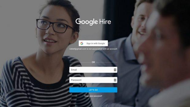 Google lança o Hire, concorrente direto do LinkedIn