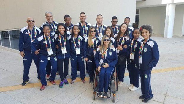 Atletas representam Goiás nos Jogos Paralímpicos Universitários em São Paulo