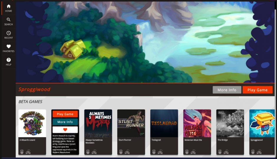 Conheça o Jump: plataforma de streaming para jogos independentes
