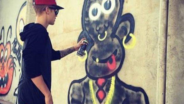 Doação de Justin Bieber ao Inca extingue processo por pichação