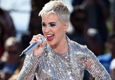 Katy Perry fica presa em plataforma durante show nos EUA