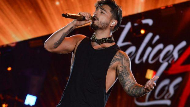 Maluma grava versão de 'Você Partiu Meu Coração' em Espanhol