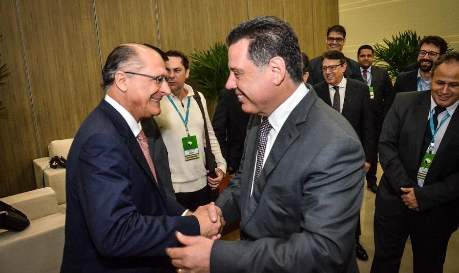 Cresce articulação para que Marconi assuma presidência nacional do PSDB