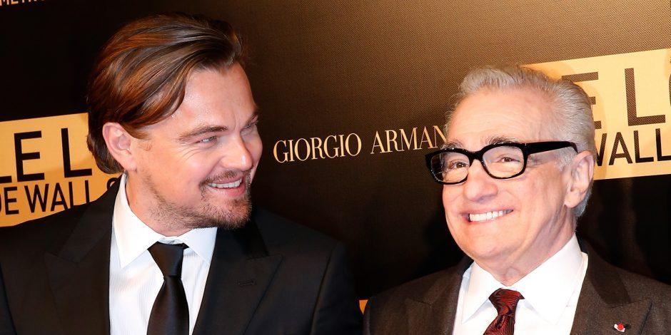 Martin Scorsese e Leonardo DiCaprio vão repetir parceria em novo filme