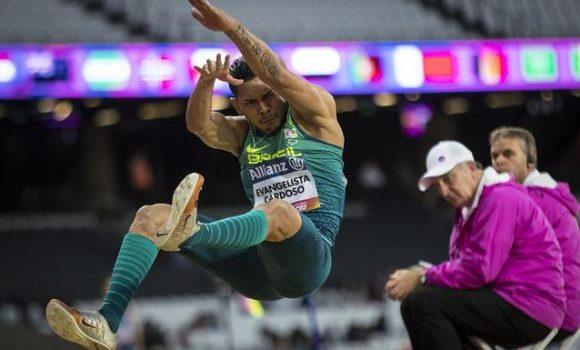 Brasil já tem seis ouros no Mundial de Atletismo Paralímpico