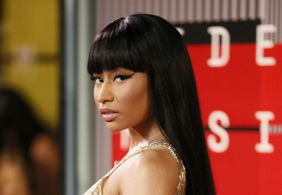 Nicki Minaj grava parceria com cantora gospel