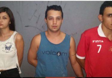 Trio é preso em laboratório de produção de lança-perfumes no Residencial Flamingo, em Goiânia