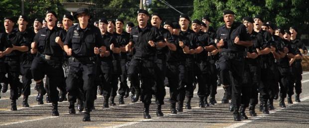 Goiás reforça segurança no Entorno do DF com base da Rotam e Comando de Divisas