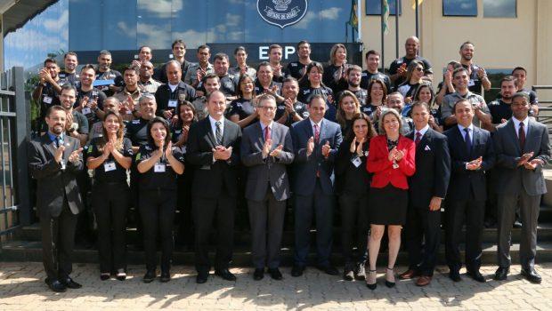 Policiais de Goiás concluem capacitação ministrada por agentes do FBI
