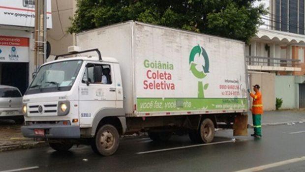 Em 4 meses, Comurg recolhe mais de 9 mil itens com o projeto Cata-treco