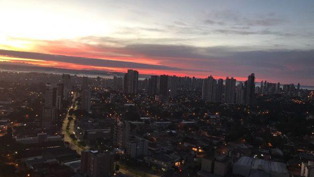 Baixa umidade relativa do ar deixa Goiânia em estado de atenção