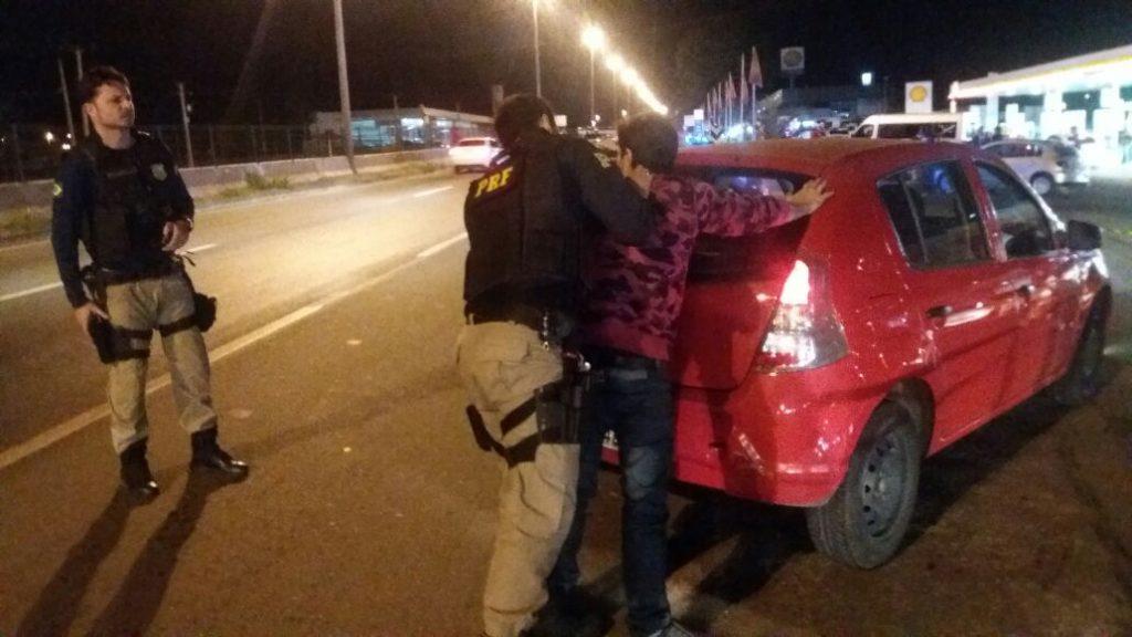 Em fim de semana de Villa Mix, PRF bate recorde de autuações por embriaguez ao volante